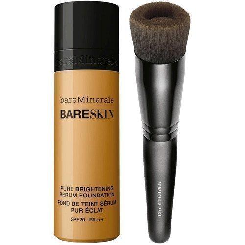 bareMinerals bareSkin Honey & Perfecting Face Brush