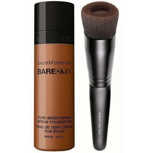 bareMinerals bareSkin Mocha & Perfecting Face Brush