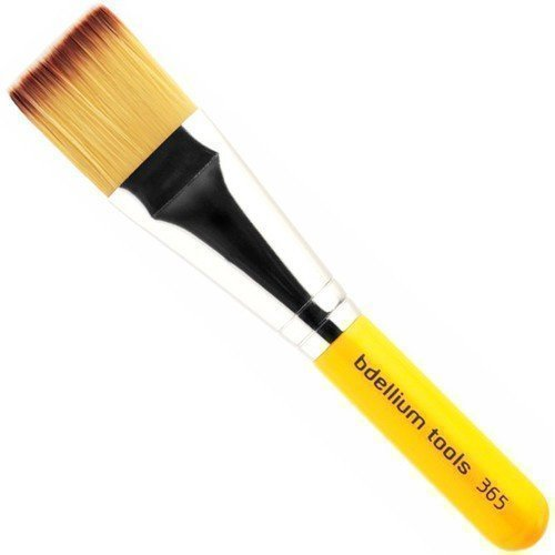 bdellium Tools 365 Square Mask Brush