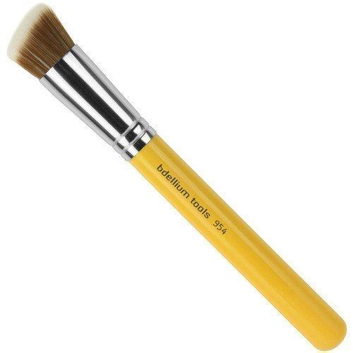 bdellium Tools 954 Duet Fiber Slanted Kabuki Brush