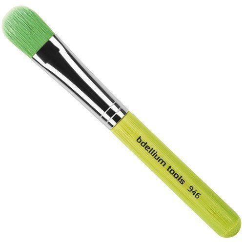 bdellium Tools Green Bambu 946 Firm Foundation Brush