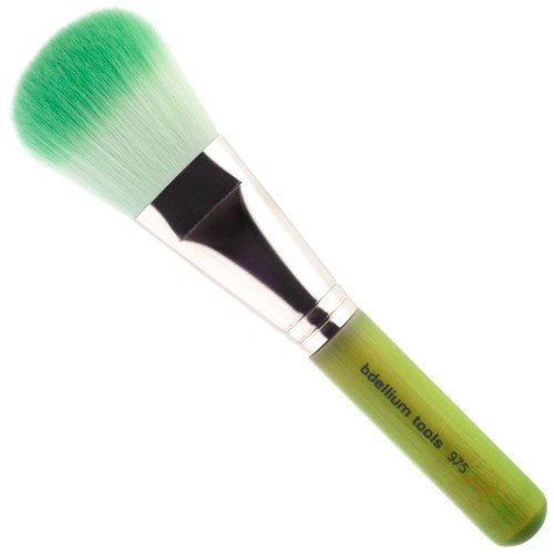 bdellium Tools Green Bambu 975B Mixed Powder Brush