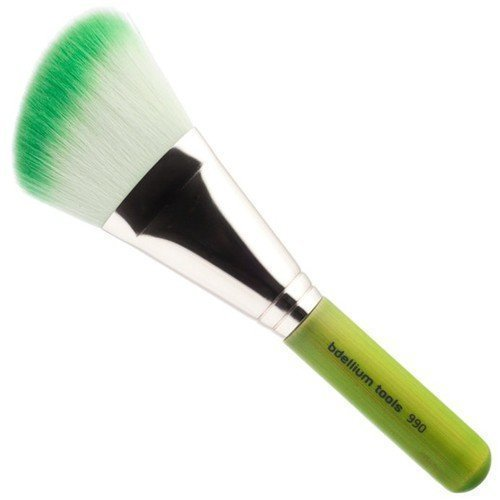 bdellium Tools Green Bambu 990B Angled Face Brush