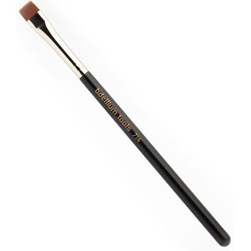bdellium Tools Maestro 714 Flat Eye Definer Brush