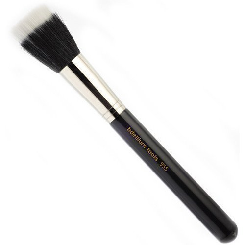 bdellium Tools Maestro 955 Duet Fiber Finishing Brush