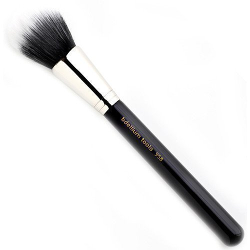 bdellium Tools Maestro 958 Duet Fiber Powder Blending Brush
