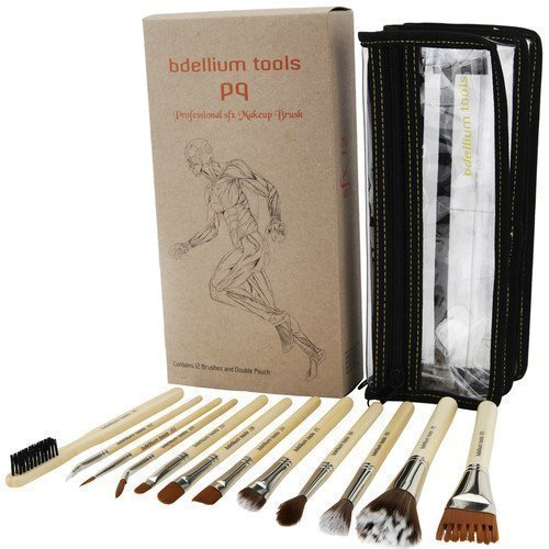 bdellium Tools SFX Special Effect 12pc. Brush Set