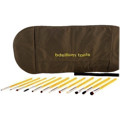 bdellium Tools Studio Line Eyes 12pc. Brush Set