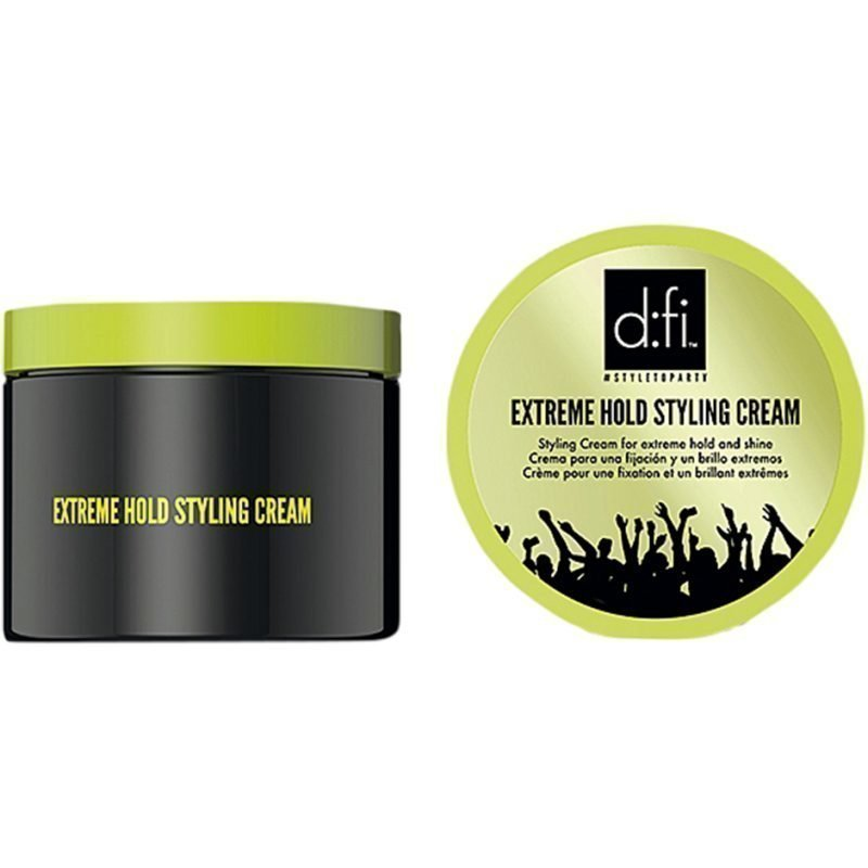 d:fi Extreme Hold Styling Duo Cream 150g Cream 75g