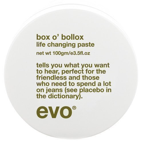 evo Box o'Bollox Texture Paste