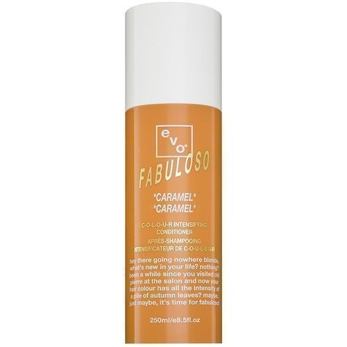 evo Fabuloso C-o-l-o-u-r Intensifying Conditioner Caramel