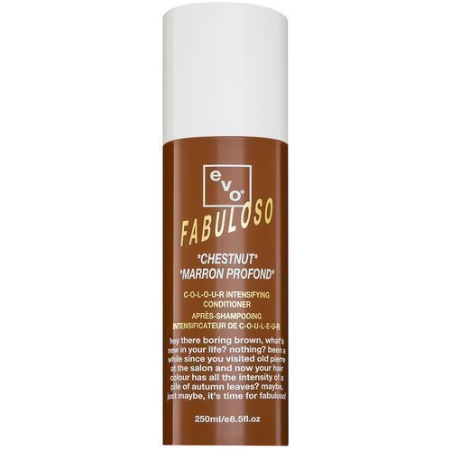 evo Fabuloso C-o-l-o-u-r Intensifying Conditioner Chestnut