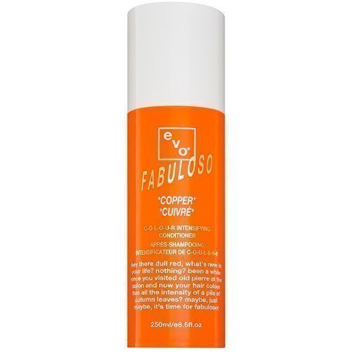 evo Fabuloso C-o-l-o-u-r Intensifying Conditioner Copper
