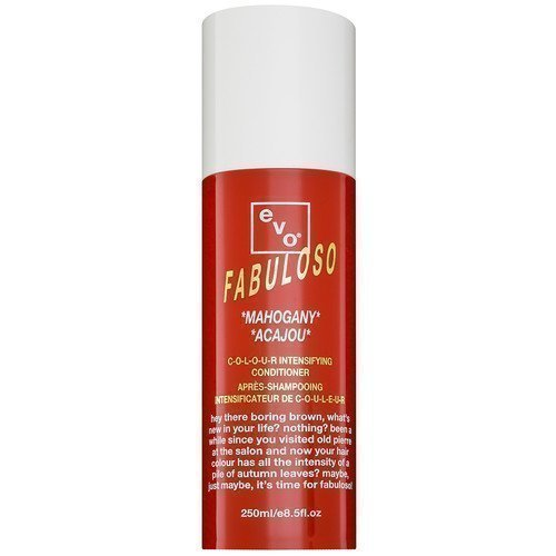 evo Fabuloso C-o-l-o-u-r Intensifying Conditioner Mahogany