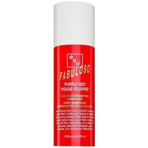 evo Fabuloso C-o-l-o-u-r Intensifying Conditioner Purple Red