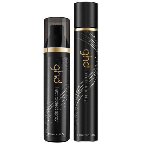 ghd Heat Protect & Final Fix Hairspray
