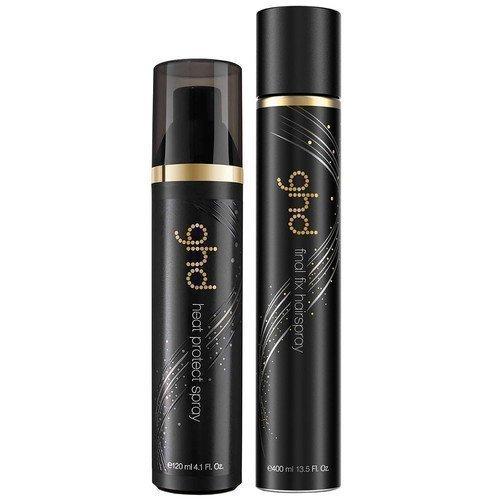 ghd Heat Protect & Final Fix Hairspray