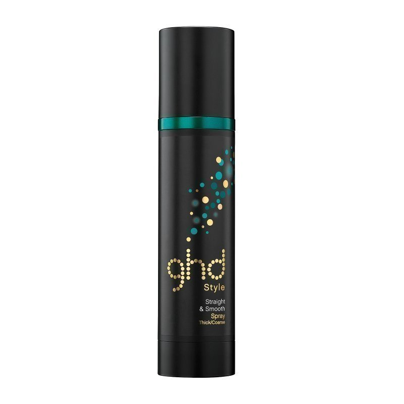 ghd Straight & Smooth Spray paksuille/karkeille hiuksille