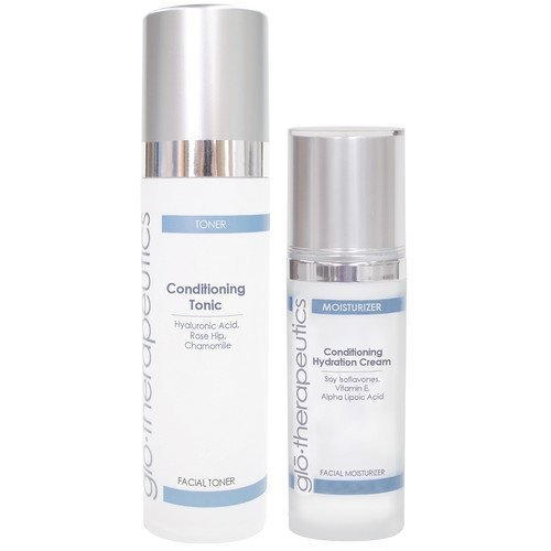 glo-therapeutics Conditioning Hydration Cream & Tonic