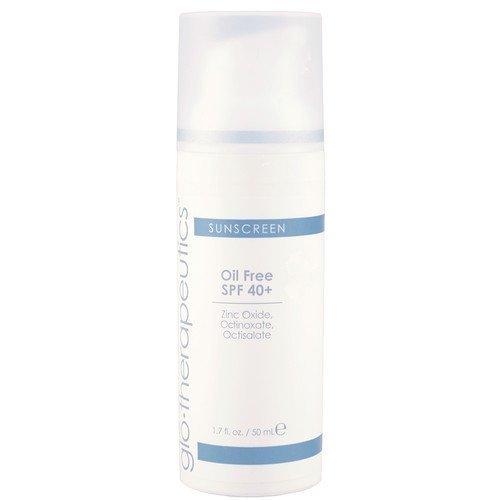 glo-therapeutics Oil Free Facial Sunscreen SPF 40+