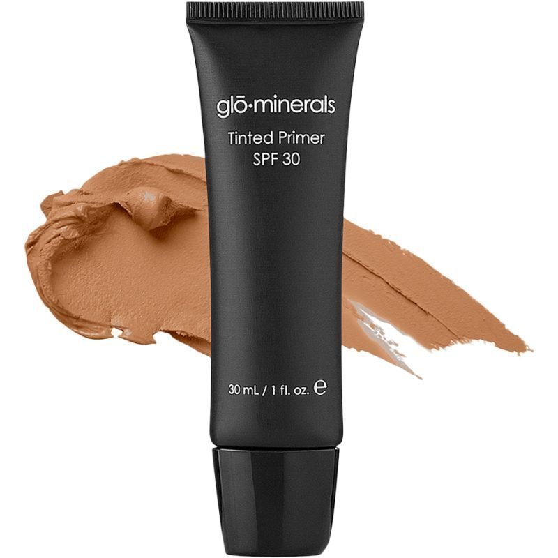 gloMinerals Tinted Primer SPF30 Dark 30ml