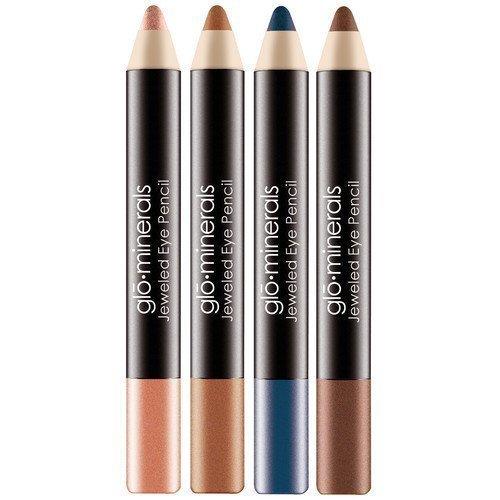 glominerals Jeweled Eye Pencil Cobalt