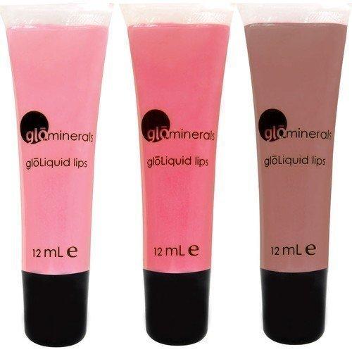 glominerals Liquid Lips Romance