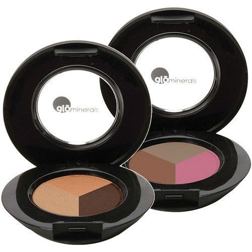 glominerals gloEye Shadow Trio Copper Sheen