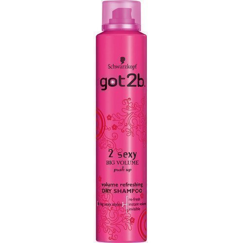 got2b 2 Sexy Big Volume Push Up Volume Refreshing Dry Shampoo