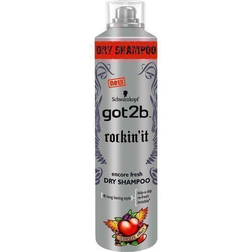 got2b Rockin' It Encore Fresh Dry Shampoo