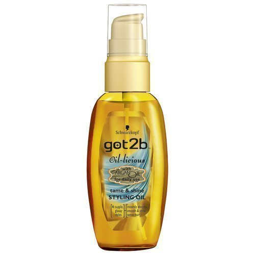 got2b by Schwarzkopf Oil-Licious Styling Oil