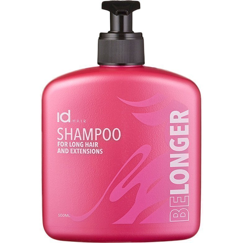 id Hair Belonger Shampoo (Long Hair/Extensions) 500ml