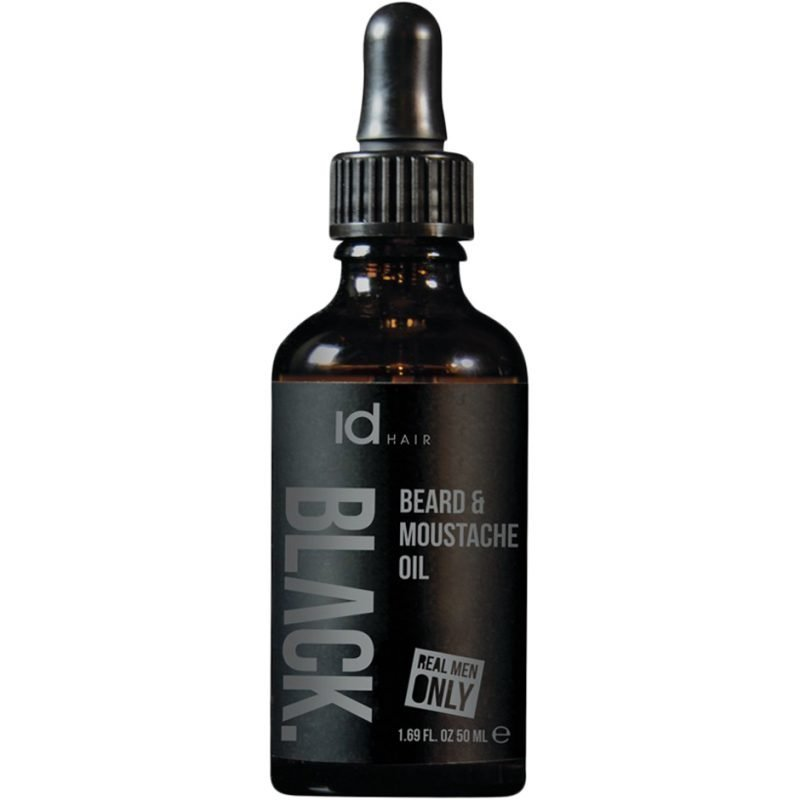id Hair Black For Men Beard Oil 50ml