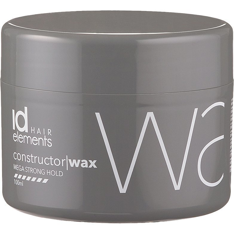 id Hair Elements Constructor Wax Mega Strong Hold 100ml
