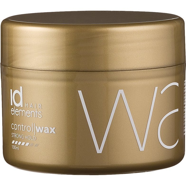 id Hair Elements Control Wax Strong Hold 100ml
