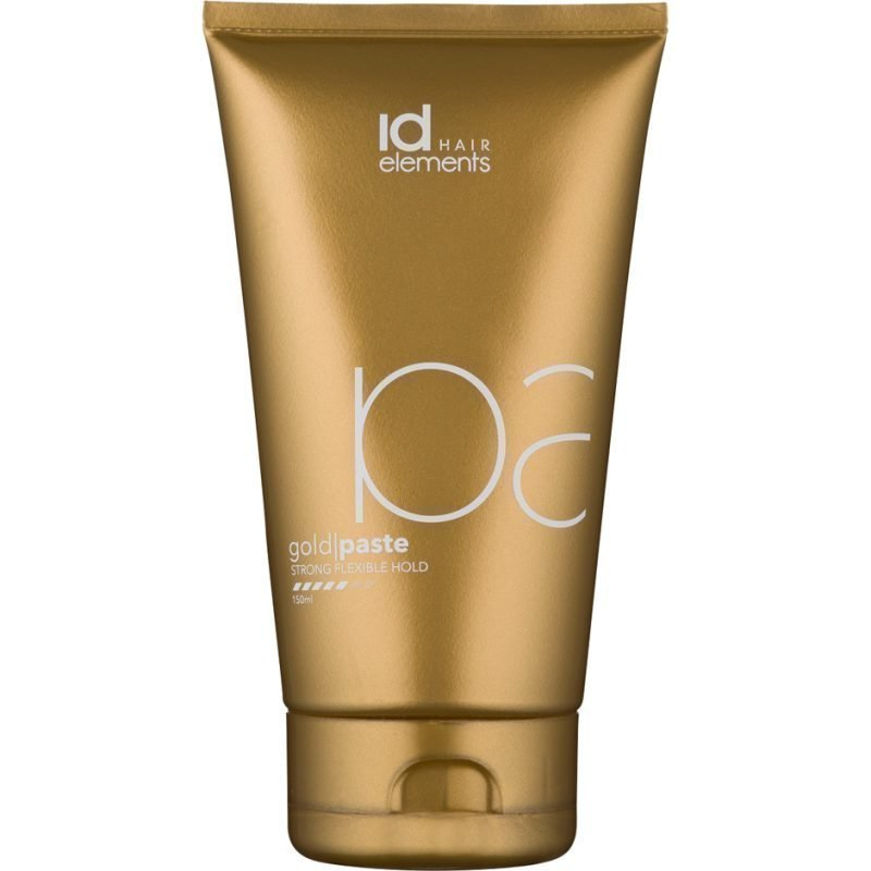 id Hair Elements Gold Paste Strong Flexible Hold 150ml