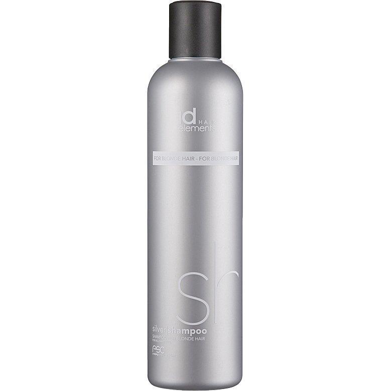 id Hair Elements Silver Shampoo For Blonde Hair 250ml
