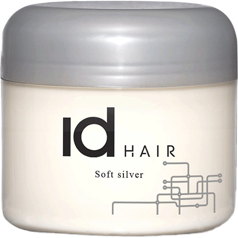 id Hair Soft Silver Wax 100ml