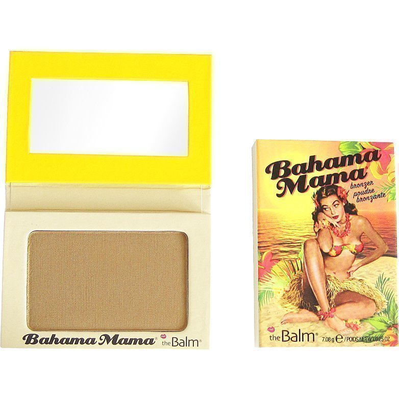 the Balm Bahama Mama Bronzer  Dark Tan 7g