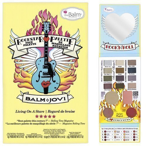 the Balm Balm Jovi Face Palette