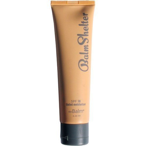 the Balm Balm Shelter Tinted Moisturizer SPF 18 Medium