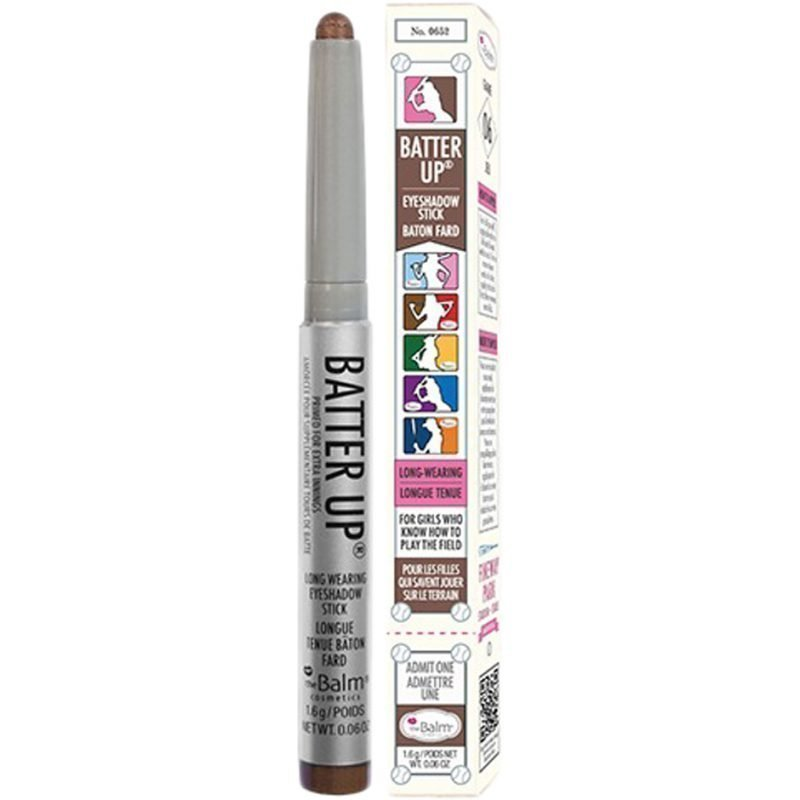 the Balm Batter Up Eyeshadow Stick Dogout