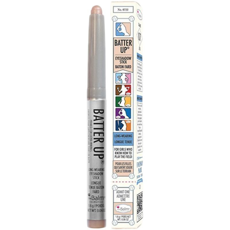 the Balm Batter Up Eyeshadow Stick Moon Shot