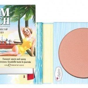 the Balm Beach Blush