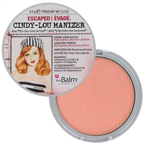 the Balm Bronzer Cindy-Lou Manizer