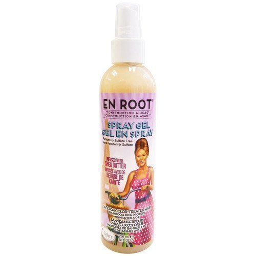 the Balm En Root Construction A-Head Spray Gel