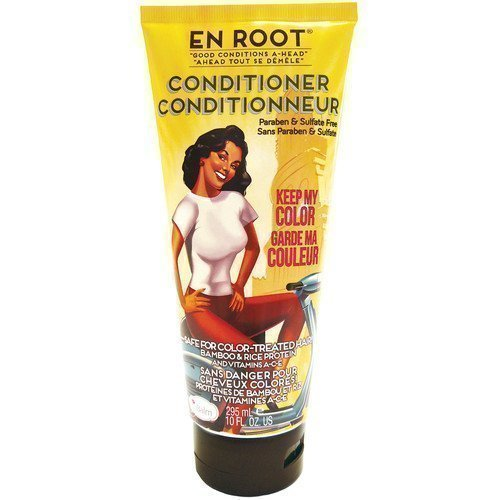 the Balm En Root Keep My Color Conditioner