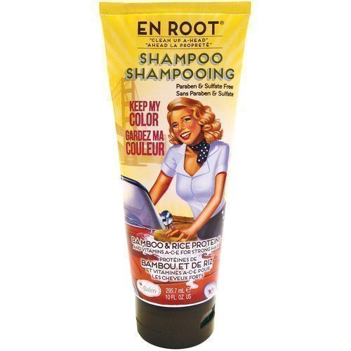 the Balm En Root Keep My Color Shampoo