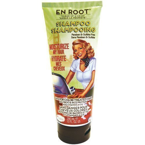 the Balm En Root Moisturize My Hair Shampoo