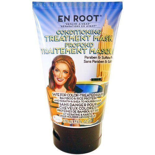 the Balm En Root Repairs A-Head Conditioning Treatment Mask